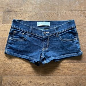 🚨50% OFF🚨 Abercrombie & Fitch Jean Shorts